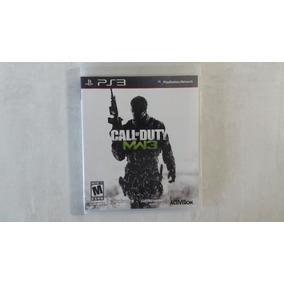 Call Of Duty Mw3 Modern Warfare 3 - Ps3 - Original