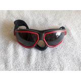 Óculos Predador Lente Escura Airsoft Tipo Nautika 80008 1fae28324f