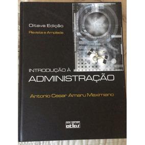 Livro Introdução A Administração