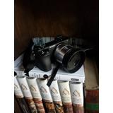 Camara Sony A6500