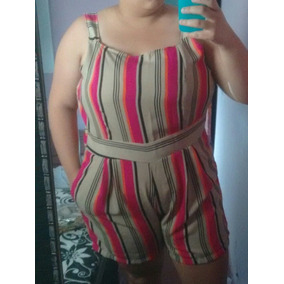 Lote De Macacoes Plus Size ( G,gg)