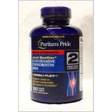 Glucosamina Chondroitin Y Msm 180 Capsulas Puritans Pride