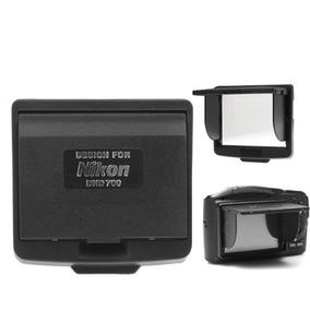 Digital Lcd Sunshade Hood Screen Protector Para Nikon D700