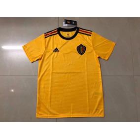 Camisa Bélgica Copa Do Mundo 2018 - Frete Grátis. R  149 c13c326d92ea5
