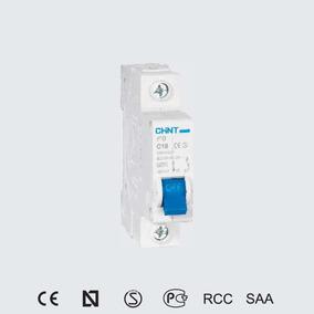 Interruptor Termomagnético Para Riel Din/1polos/c10 A C32