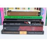 Lote De 7 Novelas Isabel Allende Con Envío Incluído
