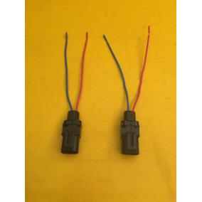 Par Plug Conector Farol Milha Scenic 2002 A 2011