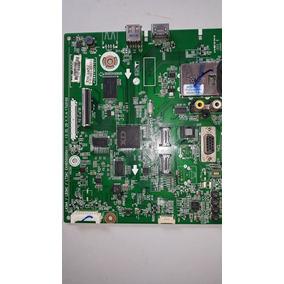 Placa Principal Lg32ln549c Produto Retirado De Tv Tela Trinc