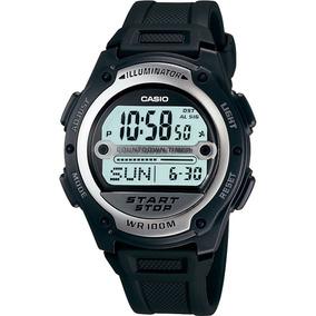 0f9df68717f Relogio Casio W 756 1avdf - Relógios De Pulso no Mercado Livre Brasil