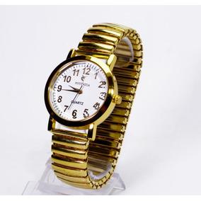 e3963287b11 Relogio Pulseira Malha De Aço - Relógios no Mercado Livre Brasil