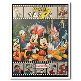 Coleccionador Master Tazos Disney Vacio + 17 De 20 Tazos