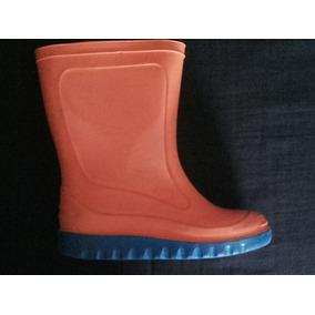 ab50cfa51 Botas Lluvia - Zapatos Naranja en Mercado Libre Argentina