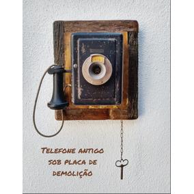 Telefone Antigo Original