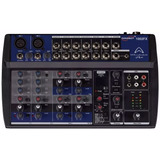 Consola Mixer Usb 10ch 56fx Wharfedale Pro Connect 1002fx