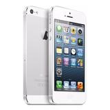 iPhone 5s 16gb Prata (a1457) Semi Novo Compl- Garantia/nf