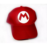Gorra Jockey Estampado Video Juego Mario Bros Zelda Nintendo b613384d472