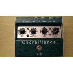 Pedal Fulltone Choralflange O Melhor Chorus - Flanger
