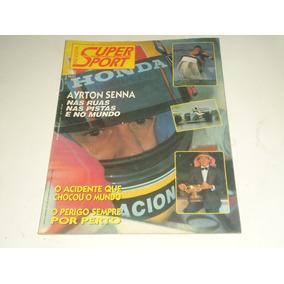 Lote 5 Revistas Ayrton Senna A 40,00