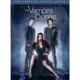 Dvd The Vampire Diaries 4ª Temporada Completa Dublada