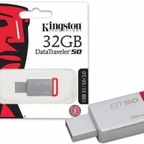 Pen Drive 32gb Dtig4/32gb Usb 3.0 Datatraveler Generation 4