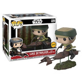 Funko Pop - Star Wars - Luke Skywalker Speeder Bike - #229