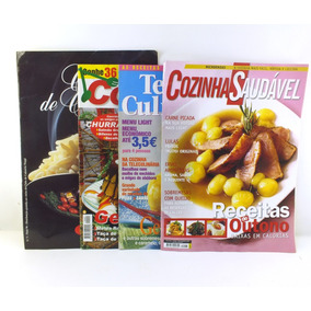 Lote 4 Revista De Culinaria Light Natalina Dia A Dia B5419