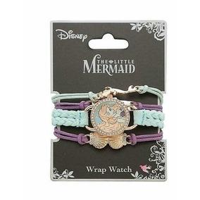 Reloj Sirenita Disney Princesa Ariel Hot Topic Original