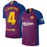 6ba9883b30 Camisa Barcelona Rakitic - Camisas de Futebol no Mercado Livre Brasil