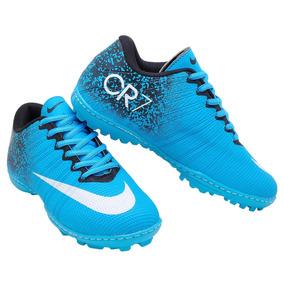 Chuteira Nike Society Infantil Sola Costurada - Chuteiras no Mercado ... 07636b3491724