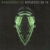 Repuesto De Fe ( Cd+dvd) De Babasonicos