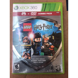 Lego Harry Potter Con Dvd Para Xbox 360