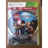 Lego Harry Potter Con Dvd Para Xbox 360