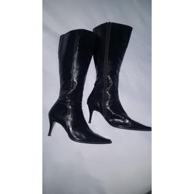 Botas Altas Negras - Zapatos Mujer Botas en Mercado Libre Venezuela 5a241b96affdc