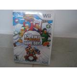 Oferta, Se Vende Club Penguin Game Day Wii