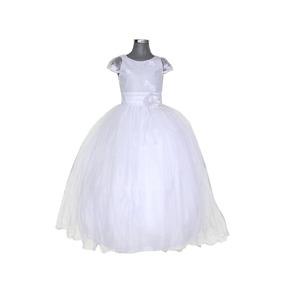 Vestido Primera Comunión Modelo Rosy