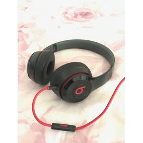 Fone De Ouvido Supra-auricular Beats Solo2 Preto