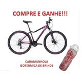 Bicicleta Tsw Posh Shimano Rosa