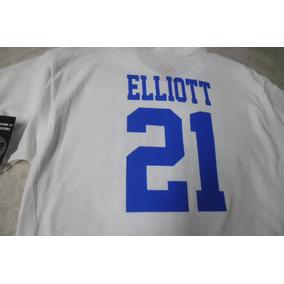Playera Nfl Dallas Cowboys Ezekiel Elliott Jersey 65c3737d941