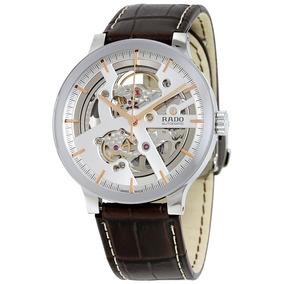 Reloj Rado Centrix Skeleton R30179105 Cuero