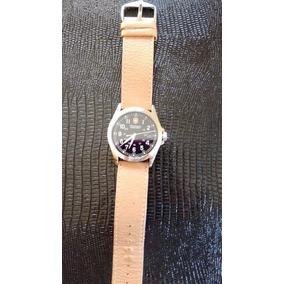 Relógio Victor Inox Swiss Army Feminino Pulseira Couro 22 Cm
