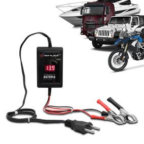 Carregador Bateria Shutt Automotivo 12v 2000mah 24w Bivolt