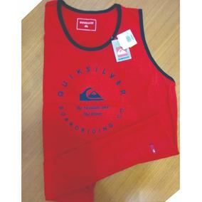 44bfb91e380f0 Camisa Regata Quiksilver Masculina Barata - Calçados, Roupas e ...