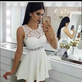 Vestidos Elegantes Con Encajes Romantico