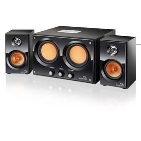 Caixa De Som Multilaser Usb 2.2 30w Rms Double Usb/sd Bivolt