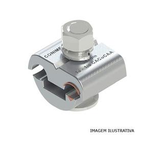 Conector Bimetalico Cabo Aluminio Cobre 10 A 70mm Com 5 Pçs
