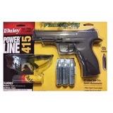 Kit Pistola Aire Comprimido Co2 + Gafas, Balines, Cilindros
