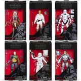 Coleção 6 Bonecos Star Wars Black Series 15cm Hasbro B3834 6