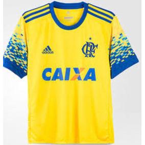 b0d7f564a041f Camisas Do Flamengo Nova Amarela Oficial - Calçados