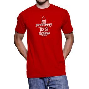 ff38095ef41b6 Chapeu Mexicano Feminino - Camisetas e Blusas no Mercado Livre Brasil