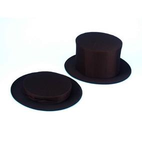 Novedades Del Foro Sombrero De Copa Negro Plegable Del Mago 189a4e79d6b